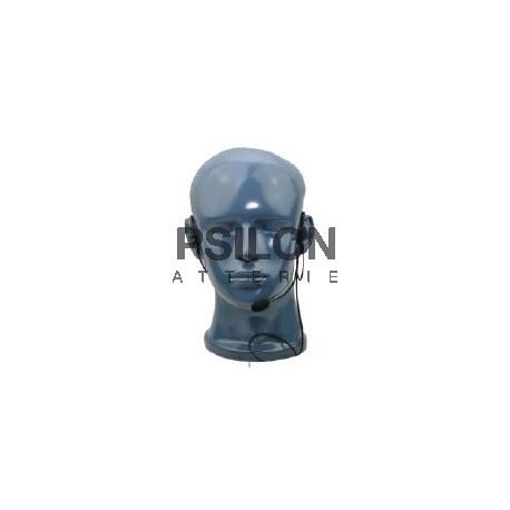 Casque Léger Microphone avec PTT Cassidian TPH900 - ESH03-N4A